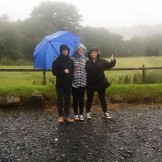 Wales in the Rain