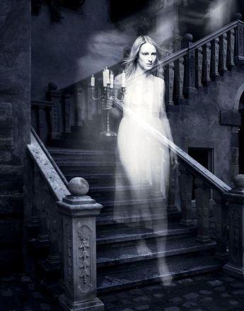 ghost Wales Cottahe Llanuwchllyn