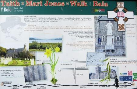 Mary Jones' walk