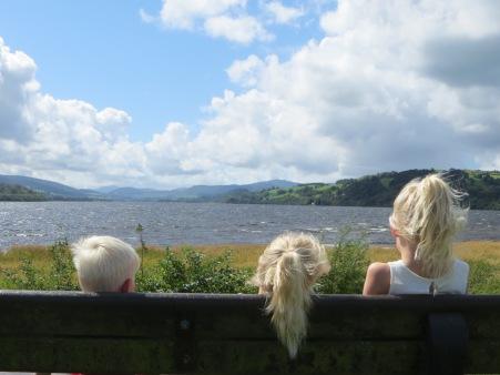 Lake Bala Wales
