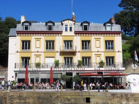 Hotel de La Vallee Dinard Brittany