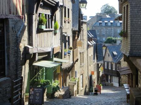 Brittany France Dinan