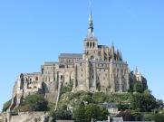 Mont St Michel Cinderellas Castle