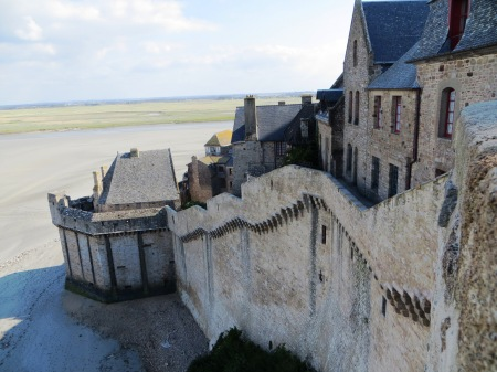 Mont St Michel Normandy Brittany France