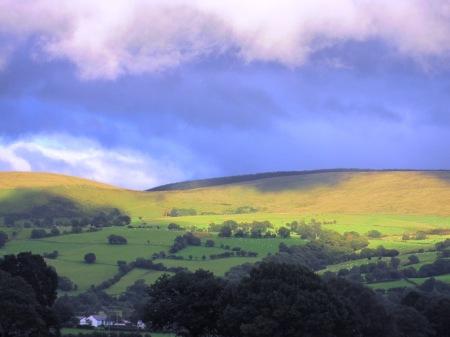 Wales Landscape