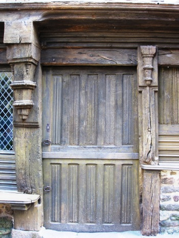 Dinan Door Brittany