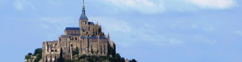 Mont St Michel Header