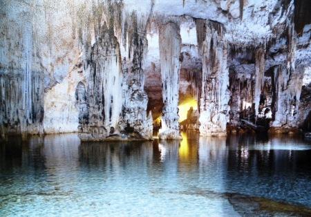 Neptune's Grotto Alghero Sardinia