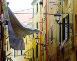 Alghero Sardinia Washing