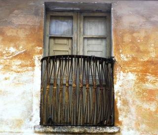 Sardinia window