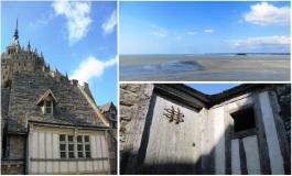 mont st michel Normandy France