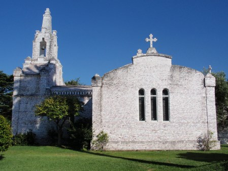 A Txa Church of Seashells