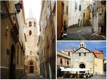 Alghero Streets