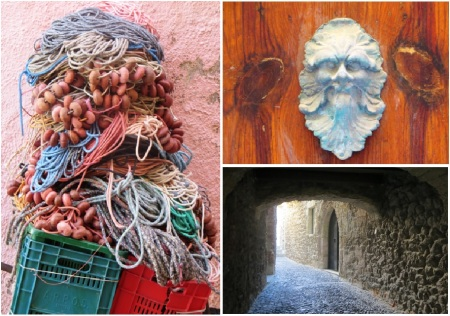 Castelsardo Sardinia Italy