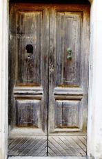 Sardinia Worn Door