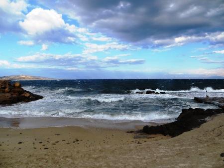 Sardinia Stintino Storm
