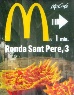 Patatas Bravas McDonalds