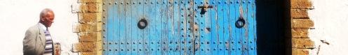 Essaouira Blue Door