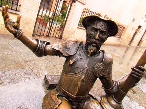 Don Quixote Alcala de Henares