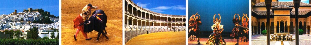 Travels in Spain, Tiles of the Bullfight