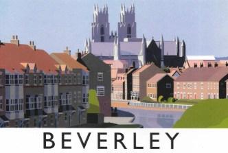 Beverley Postcard