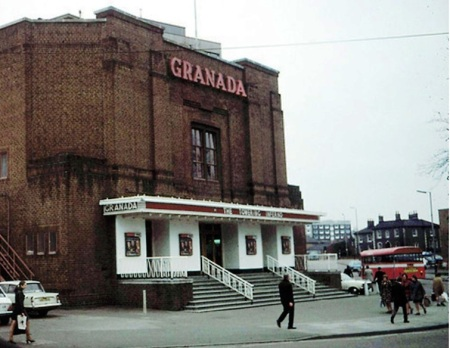 Rugby Granada Picture House