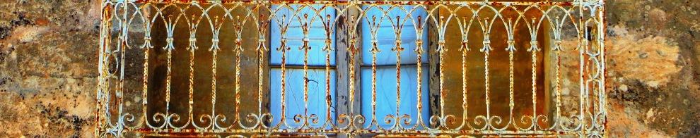 Malta Blue Door and Balcony