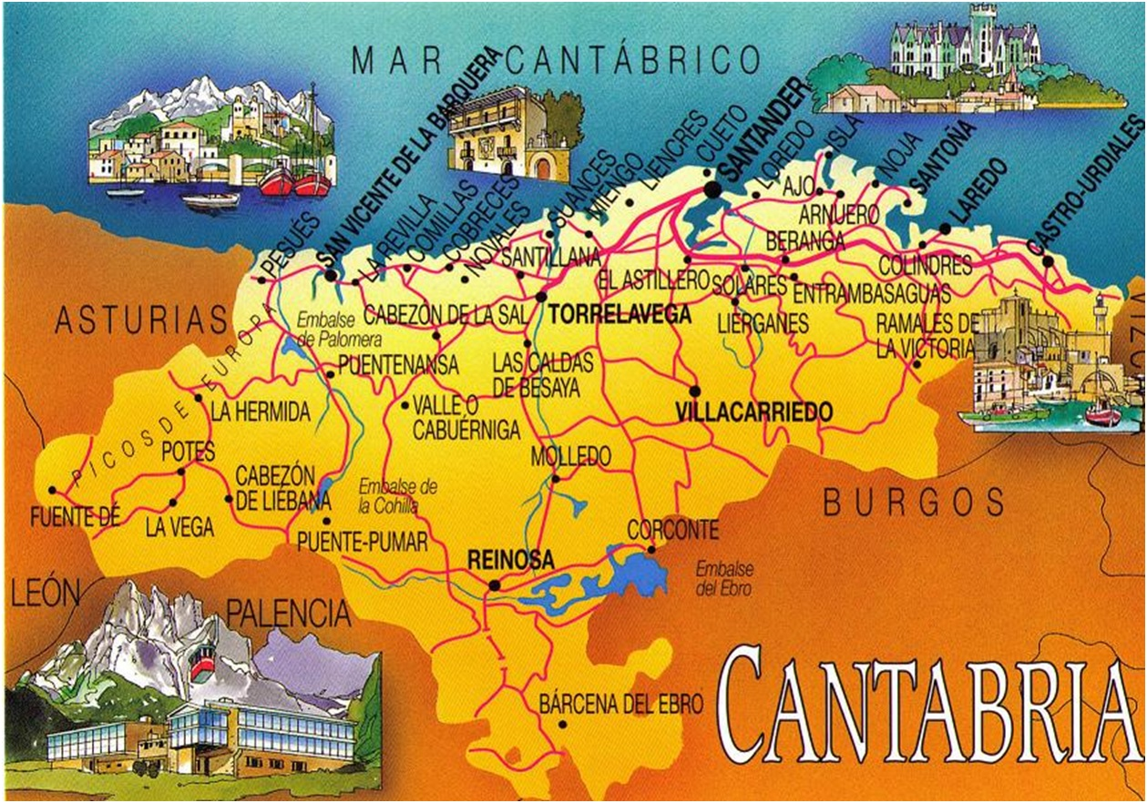 Cantabria Have Bag Will Travel