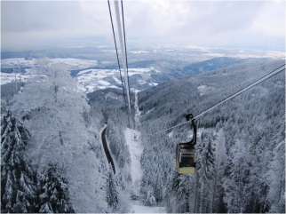 Black Forest Cable Car 01