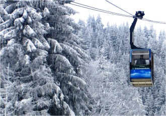 Black Forest Cable Car 02