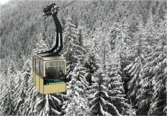 Black Forest Cable Car 03