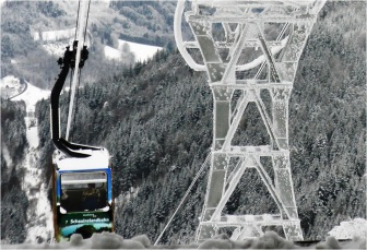 Black Forest Cable Car 04