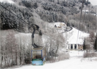 Black Forest Cable Car 05