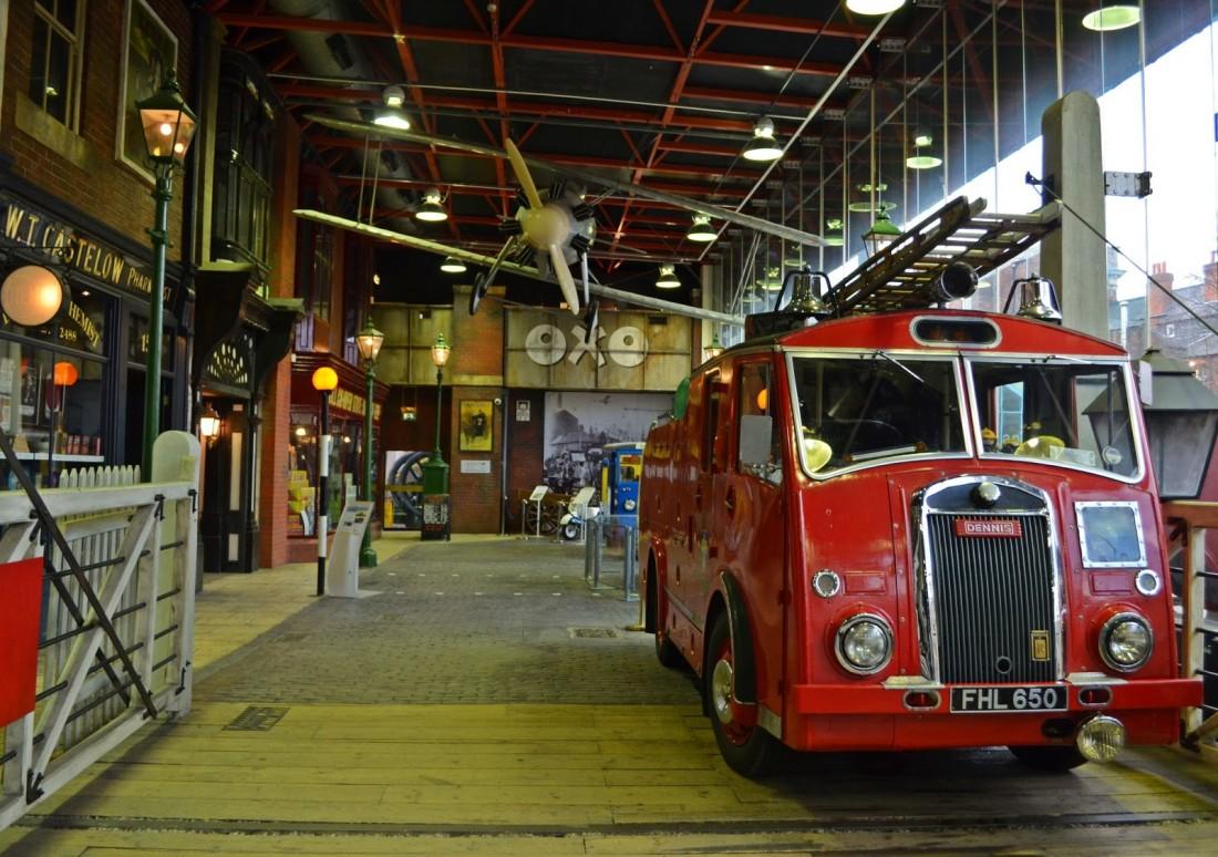 Car Parking At Hull Docks