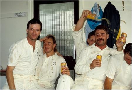 David Boon Australia Beer