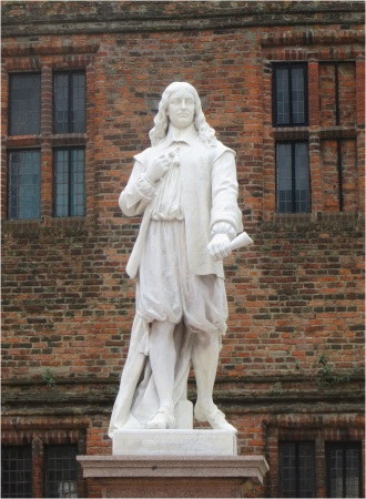 Andrew Marvell in Hull