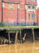 River Hull Dockyard Dereliction