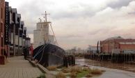 Hull Docks and Arctic Corsair