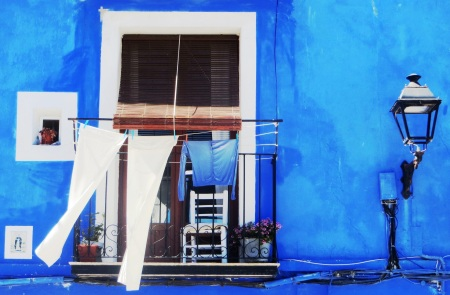 Villajoyosa Blue Window