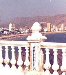 Benidorm Balcony