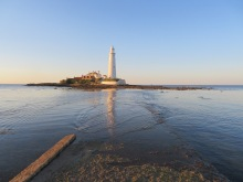 St Mary's Lighthouse Whitley Bay
