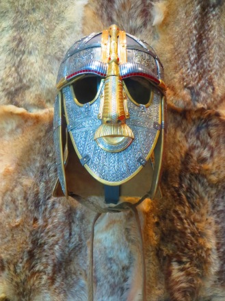 Sutton Hoo Face Mask