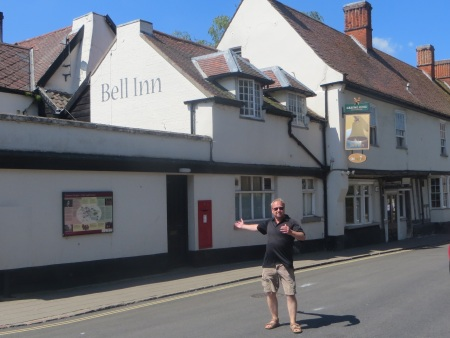 Bell Hotel Thetford Norfolk Dad's Army