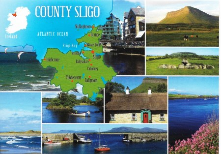 County Sligo Postcard