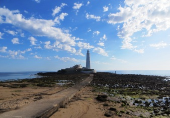 St Mary's Island Whitley Bay