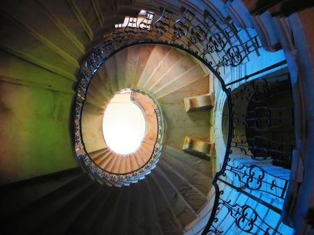 Seaton Delaval Staircase