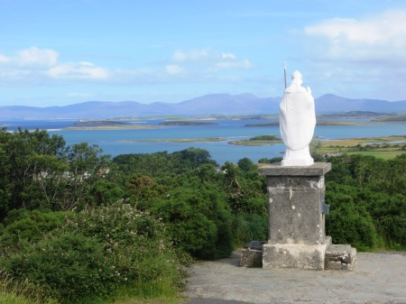 St Patrick Croagh Patrick