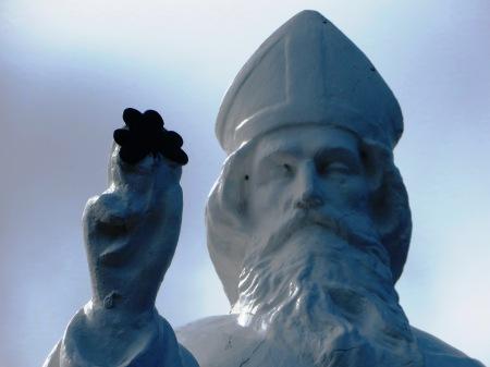 St Patrick Fidget Spinner