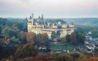 Pierrefonds Castle Postcard