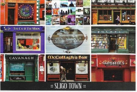 Sligo Postcard